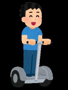 次世代型の乗り物!体を傾けるだけで移動できる『CHIC SMART C1』が楽しすぎる!
