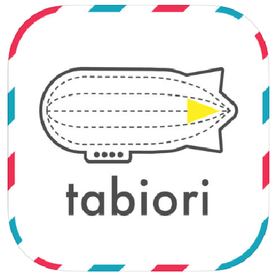 tabiori インストール